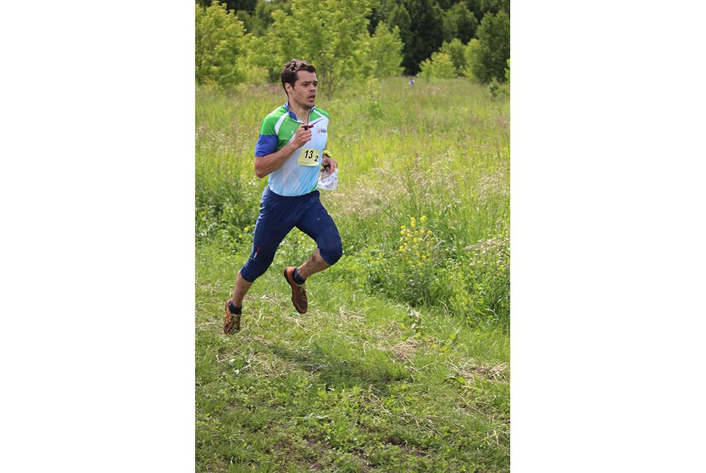 Тренер секции по спортивному ориентированию ТУСУРа – чемпион Сибири