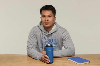 «Мне нравится, как в университете организована жизнь аспирантов»: вьетнамский аспирант Чан Ван Ту об учёбе в ТУСУРе