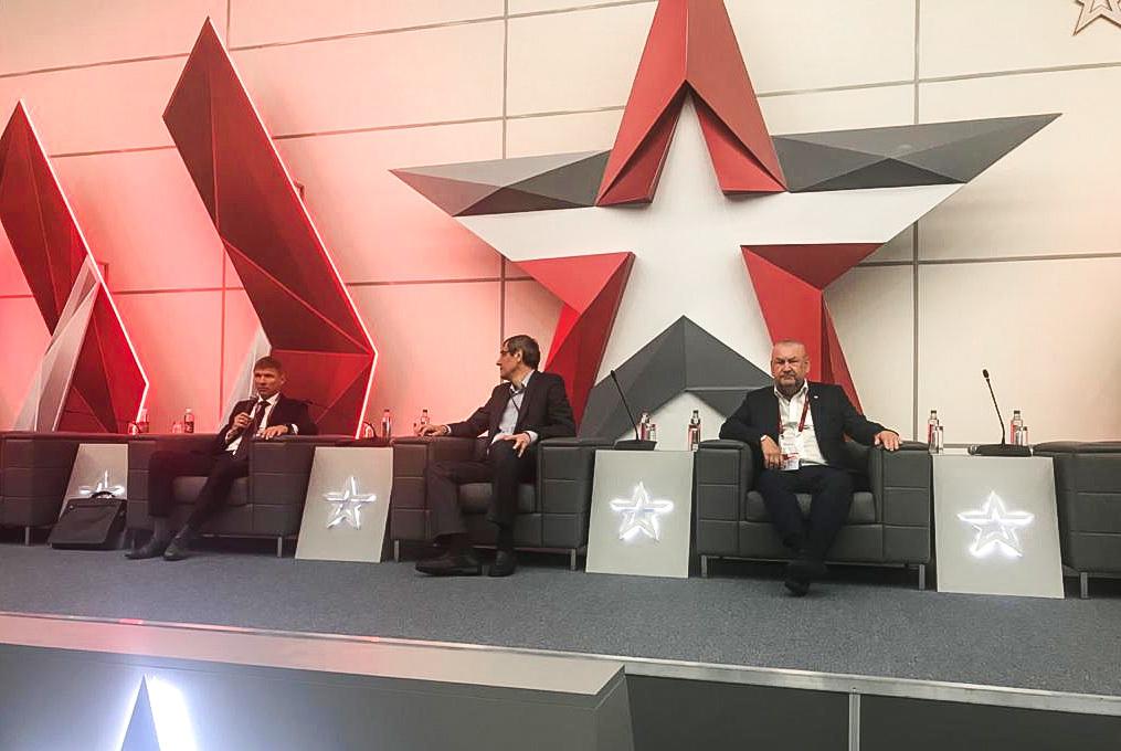 Президент ТУСУРа рассказал о вкладе университета в развитие ИИ на форуме «Армия — 2021»