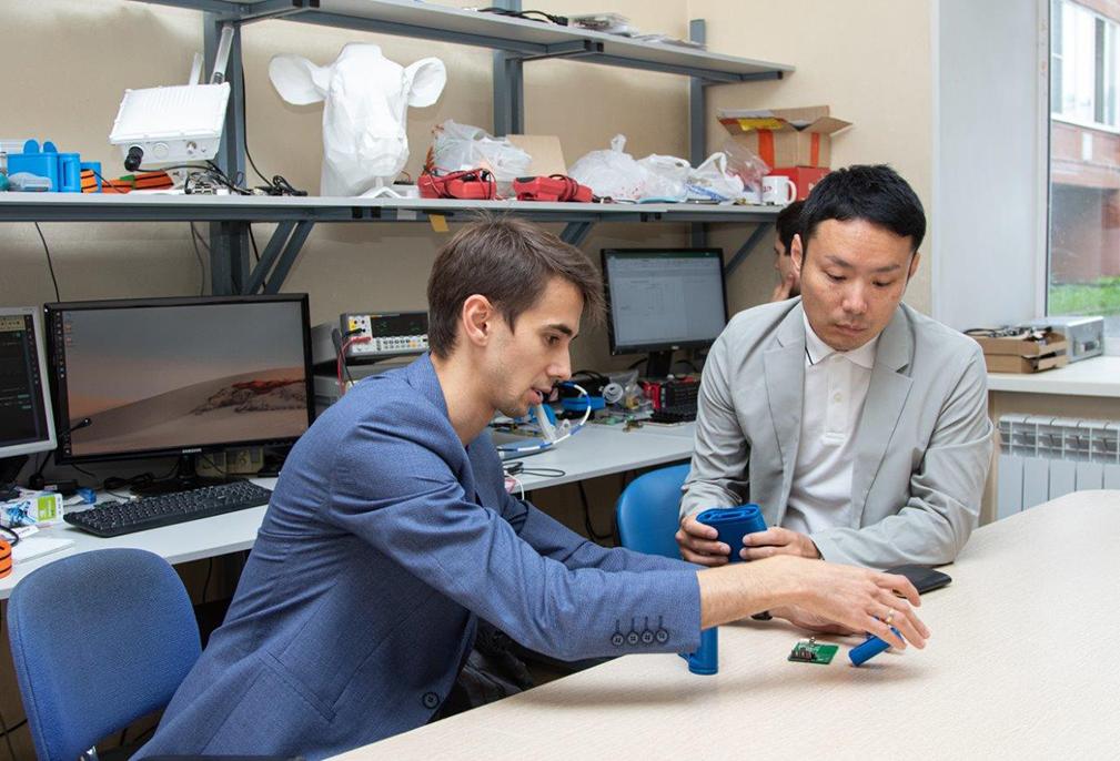 Японский бизнес-ангел вошёл в состав экспертного совета Студенческого бизнес-инкубатора ТУСУРа.