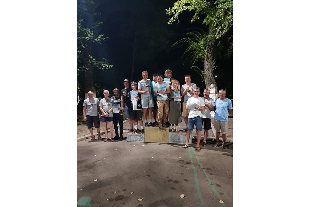 Пилоты тусуровского парапланерного клуба – медалисты Открытого кубка СНГ