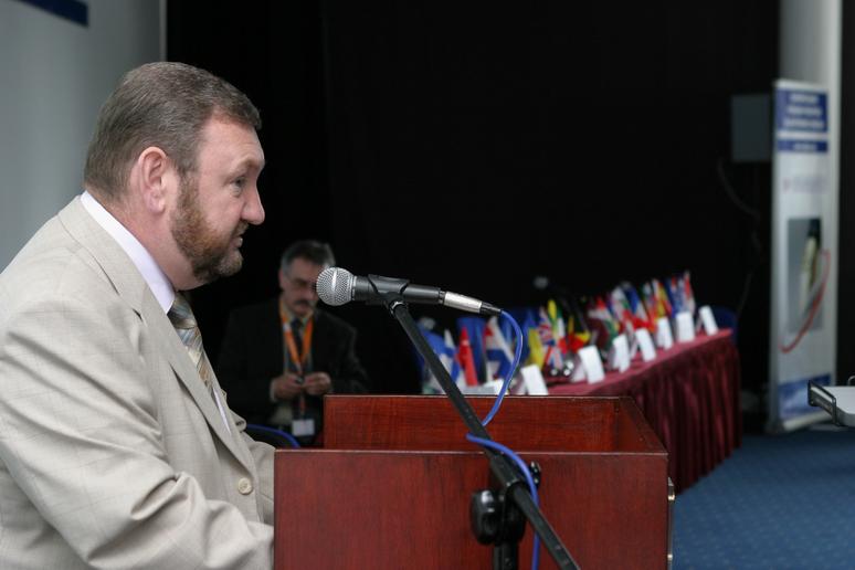 Выступление профессора ТУСУРа на Европейском форуме по электронной подписи «Электронная подпись и PKI. Практика и перспективы развития»