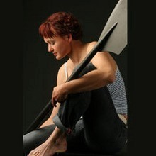 обладательница золота Большой регаты, мастер спорта, член сборной России Юлия Макарова