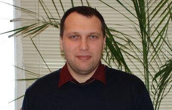 На фото: руководитель отдела защиты информации и администрирования компьютерных сетей ЦТБ ТУСУР Праскурин Георгий.