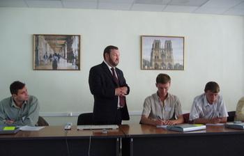 Специалисты Пенсионного фонда России повышают квалификацию в ТУСУРе