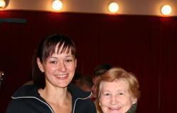 Звание заслуженного работника физической культуры РФприсвоено Лидии Ранцевой