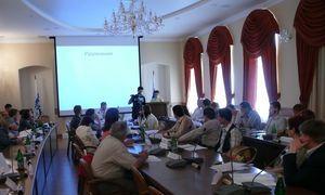 Состоялся круглый стол «Корпоративная культура ибудущее университета»