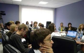 Состоялся круглый стол «Развивающая социальная сеть»