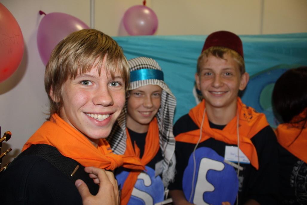 Молодежный форум «Цифровой Бум» иМеждународная конференция «ИТО-Сибирь ― 2008» состоялись врамках фестиваля «Развитие молодежи вновой России»