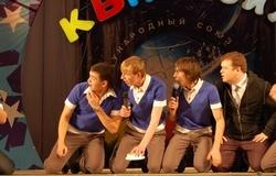 «Сборная ТУСУР» вышла вполуфинал игрЦентральной лиги «КВН-Азия»