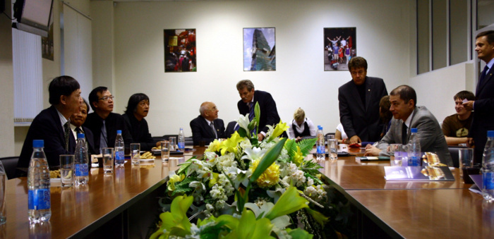 16–17 сентября ТУСУР стал одной изплощадок Сибирско-Тайваньского форума