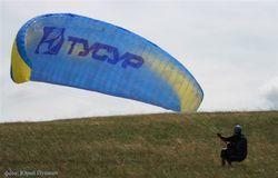 Пилот изТУСУР стал бронзовым призером соревнований попарапланерному спорту