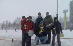 Хоккеисты ТУСУР успешно открыли сезон