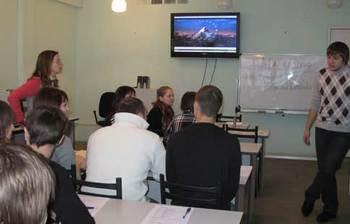 Студенты ТУСУР врамках курса помаркетингу осваивали новую программу изучения английского языка