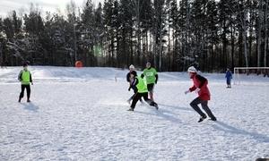 Зимний футбол вТУСУР теперь научно обоснован