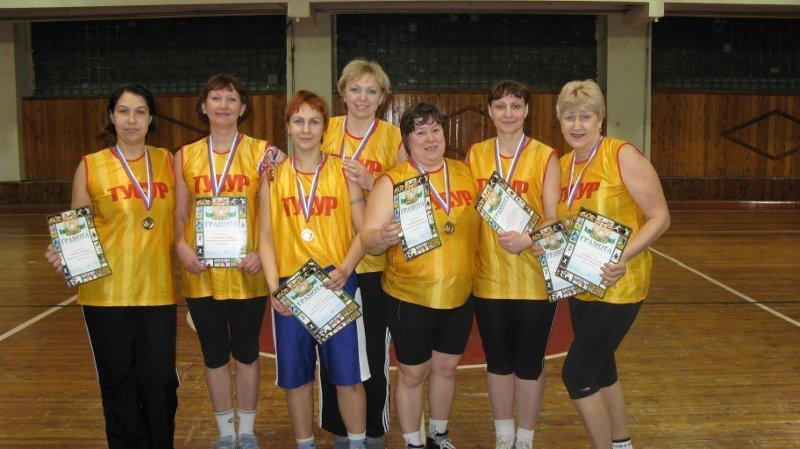 Сотрудники ТУСУР заняли призовые места всоревнованиях побаскетболу Межвузовской спартакиады-2010
