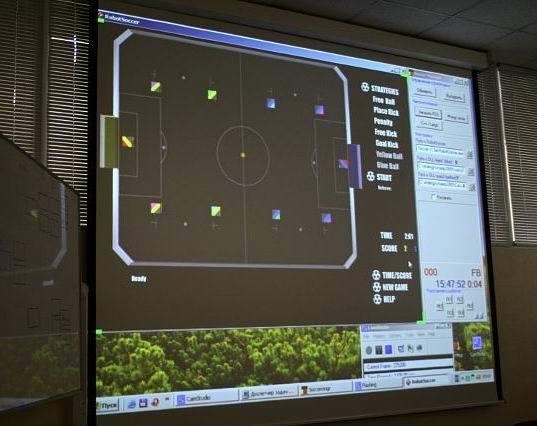 ВТУСУР состоится открытый чемпионат «Робобол-2010»