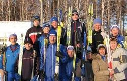 14марта – зимний лыжный праздник сотрудников ТУСУР