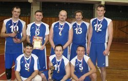 Сотрудники ТУСУР стали серебряными призерами Межвузовской спартакиады