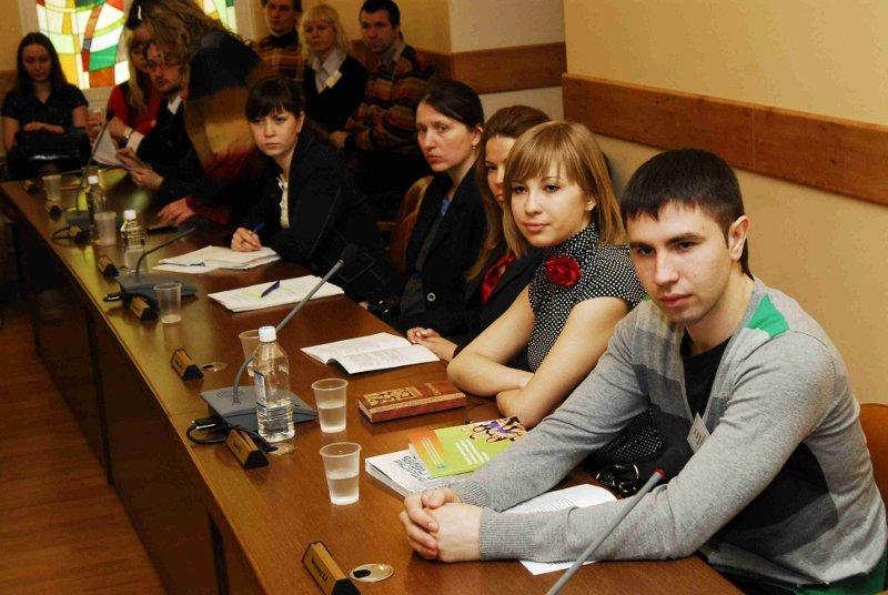 Проблемам молодежи была посвящена прошедшая вТУСУР конференция