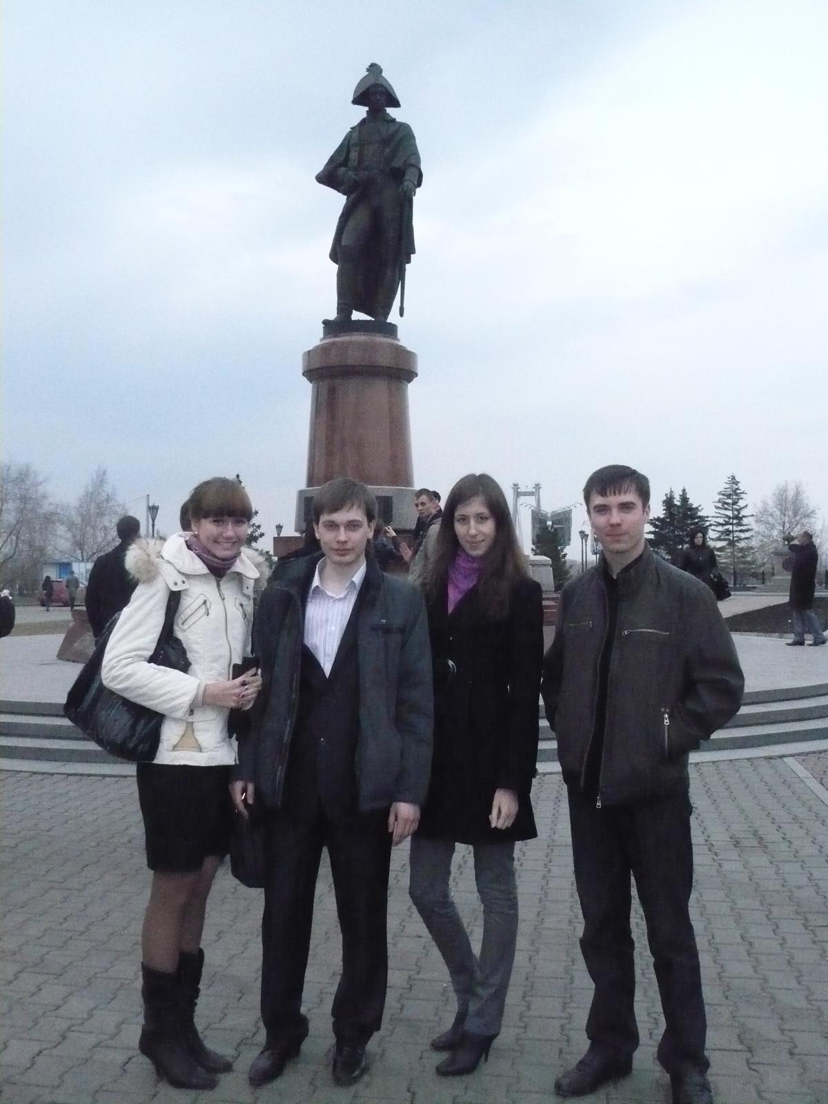Команда экономического факультета ТУСУР успешно выступила навсероссийском чемпионате поменеджменту