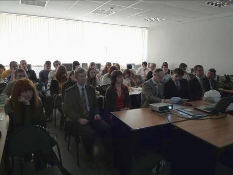 Премией имени Е.С.Коваленко были награждены лучшие докладчики конференции «Научная сессия ТУСУР-2010»