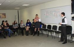 Студенты ТУСУР соревновались сизвестными томскими менеджерами врешении бизнес-задачи