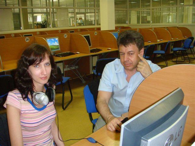 C24 июня вТУСУР работает Летняя языковая школа дляаспирантов университета