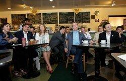 Выпускники ТУСУРа, работающие вКремниевой долине, встретились сПрезидентом РФДмитрием Медведевым