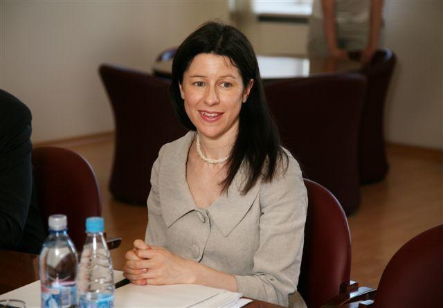ТУСУР посетила первый секретарь посольства Великобритании