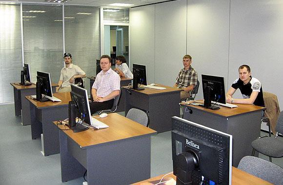 Новый набор накурсы Локальной сетевой академии Cisco ТУСУРа