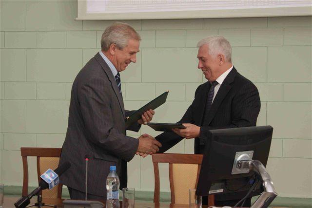 ТУСУР иТПУ подписали соглашение осотрудничестве