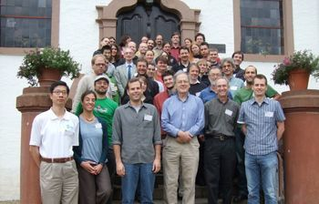 Аспирант ТУСУР принял участие взакрытом семинаре, гдевстречаются ведущие мировые ученые