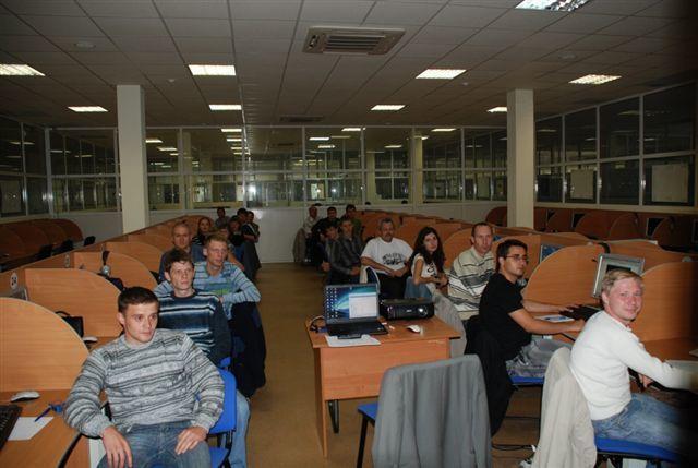Курсы повышения квалификации вИСИБ ТУСУР прошли специалисты позащите информации ПФР