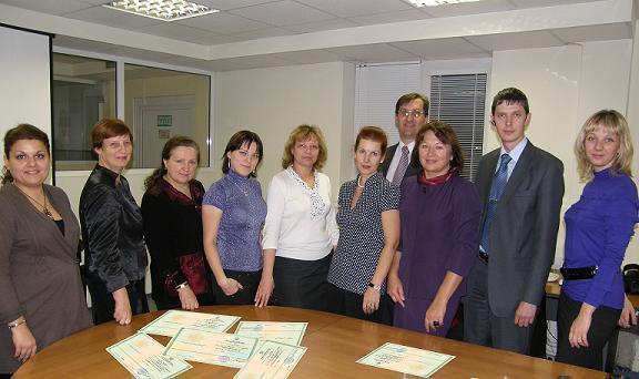 ВАкадемии бизнес-информатики ТУСУР прошли повышение квалификации государственные служащие Томкой области