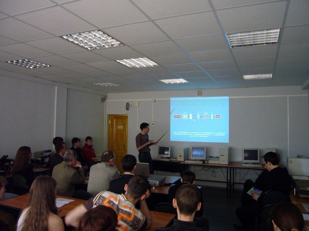 Экспертный научный семинар накафедре СВЧиКР ТУСУР