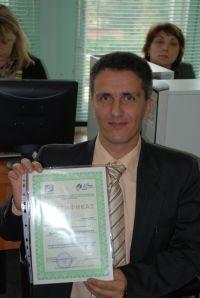 ВИСИБ ТУСУР состоялся первый вновом учебном году выпуск попрограмме повышения квалификации