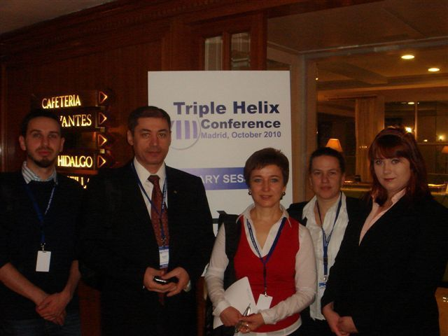Студенты ТУСУР разрабатывают идеальную модель взаимодействия университет-бизнес-власть дляроссийских регионов