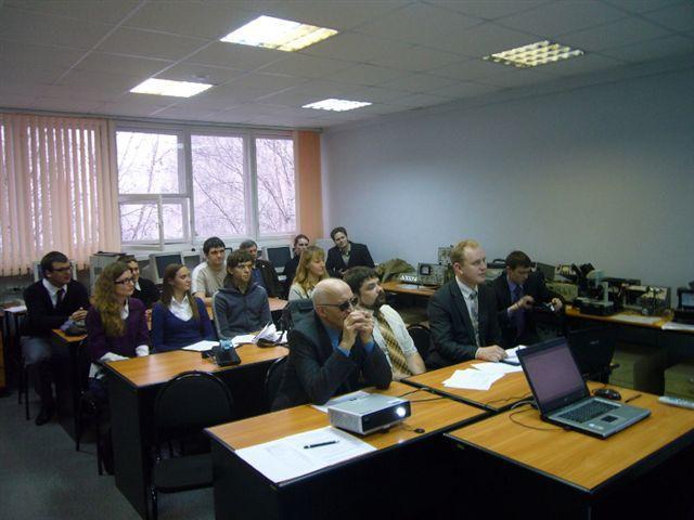 Студенты ТУСУР представят собственную модель теплосчетчика наконференции вМоскве