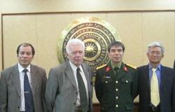 Встреча с руководством Государственного технологического университета им. Ле Ки Дона