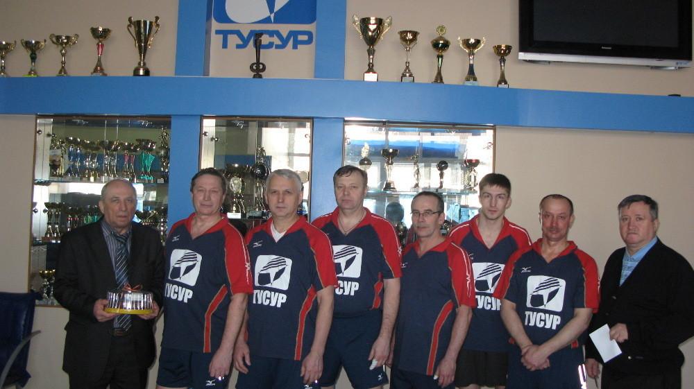 Команда АХУ - 1 место