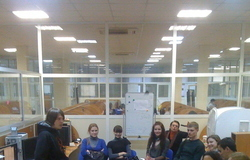 ВТомске свизитом находится проректор поинновационному образованию Новосибирского государственного университета экономики иуправления