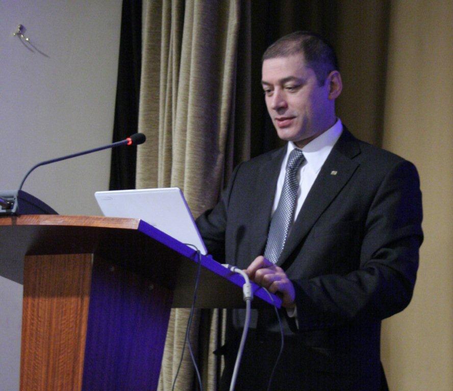 А. Ф. Уваров, директор Института инноватики ТУСУР