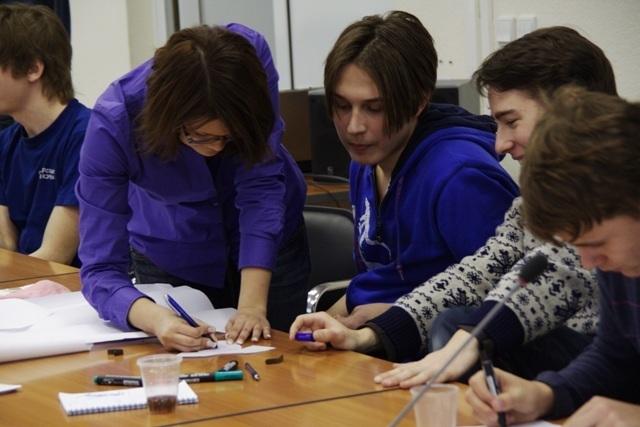 Вразработке молодёжной программы врамках XIVТомского инновационного форума INNOVUS приняли участие томские школьники