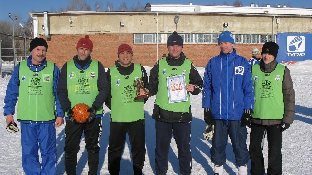 Команда гуманитарного факультета - 1 место, футбол