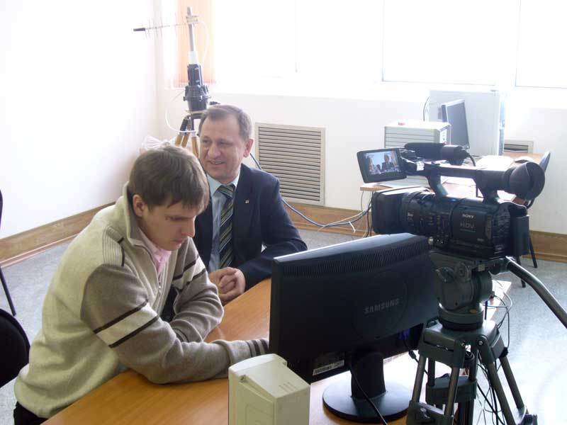 Мультимедийная лаборатория ТУСУР обеспечила участие кафедры СВЧиКР вМеждународной конференции