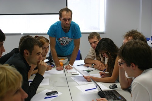 Проект СБИбыл представлен на Startup Weekend