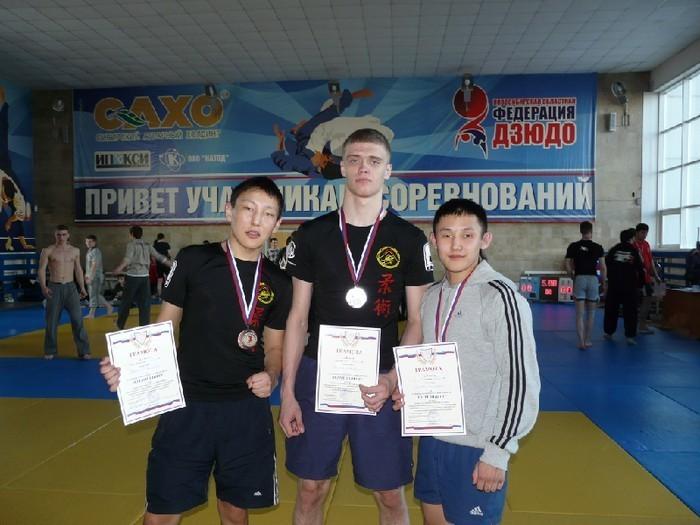 Трое спортсменов ТУСУР стали победителями вчемпионате Сибирского федерального округа по«грепплингу»