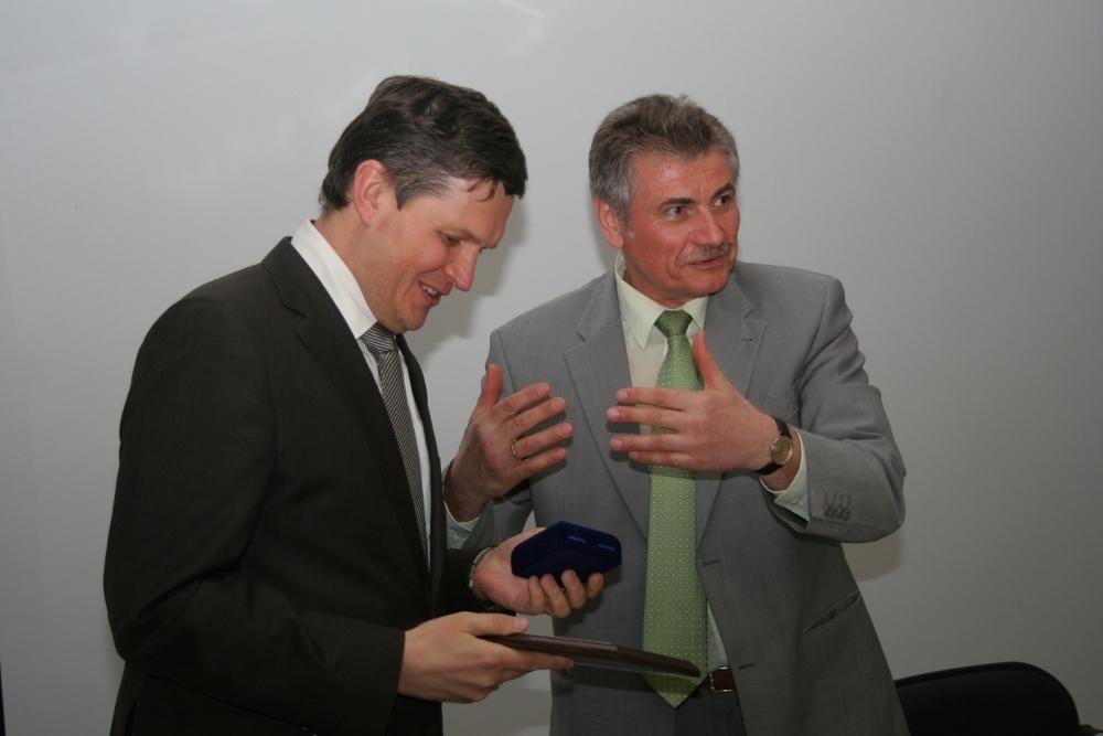 ВСБИ состоялось совещание руководителей подразделений инновационной инфраструктуры