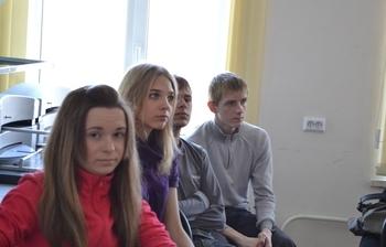 Накафедре РЭТЭМ состоялась встреча сучащимися выпускных классов лицея № 7г. Томска